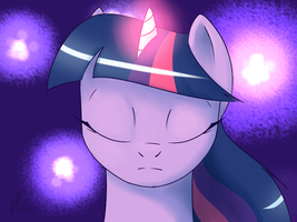 Twilight Sparkle - Firework by FunnyFany