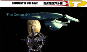 ST:OL 'First Contact 101' by dantrekfan48