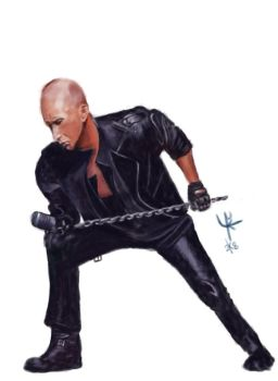 Rob Halford by fkfc