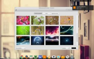 Wallpapers eLementary Os Luna by sumarilibre