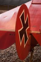 Red Baron Tail by TheRealDarkRevan