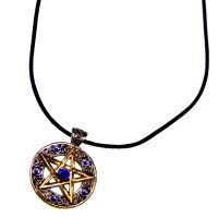 Pendent 1 - Pentagram - Stock by Inadesign-Stock