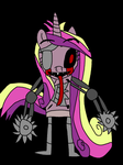 FNWP - Horror Captain Cadence (My Digital Version) by StoneHot316