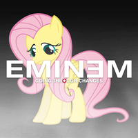 Eminem - Going Through Changes (Fluttershy) by AdrianImpalaMata