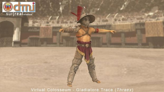 Gladiator: Thraex by Ivano-S