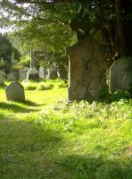 Gravesides by One-of-Padraig