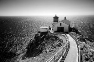 Point Reyes Lighthouse by ian1389