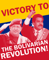 Support Bolivarian Venezuela by Party9999999