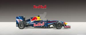 Red Bull RB5 by WeemanX2C