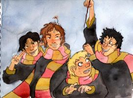 .::The Marauders::. by medi94