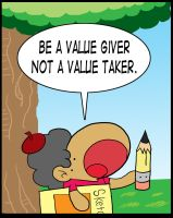 Value giver by StorytellerG