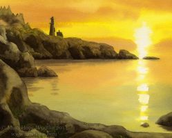Lighthouse by MistiqueStudio
