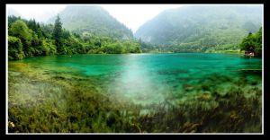 the lake by ReinaldiVincent