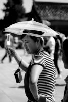 Postcard from China 07 by JACAC