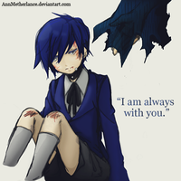 I am always with you by AnnMetherlance
