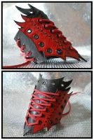 Corset bracer by morgenland