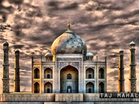 Taj Mahal by Qureshi-Designerz