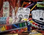 Art Materials by XeOdy