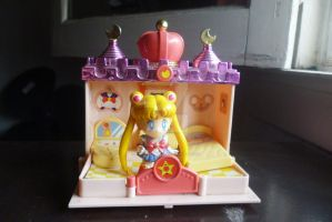 Sailor Moon's house set by MailoWilliams