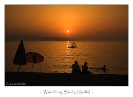 Watching Sicily -Scilla- by frescendine