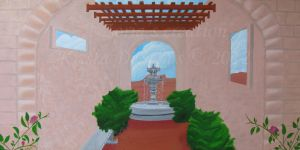 East Ave of the Fountains, Fountain Hills, AZ 15 by Zorias