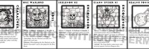 Dungeon Crawl Cards teaser by gowsk