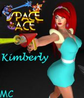 Space Ace: Kimberly by The-Mind-Controller
