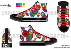 Converse layout - Pop Russia by nicneven