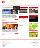 Red News Site by blackp