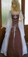 Medieval dress Ornella by Azinovic