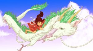 ++spirited away++ by maramiranda