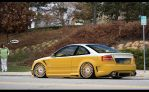CUSTOM RS4 - CABRIO to COUPE by dem-fuzl