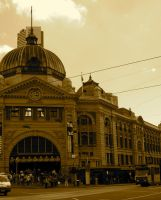 flinders. by i-pop
