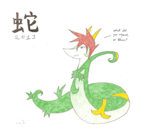 Year of the...Serperior? by j-rad306