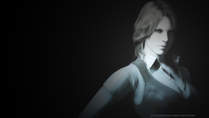 Helena Harper Wallpaper PS3 by JillValentinexBSAA