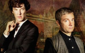 John + Sherlock 1 by teetotally