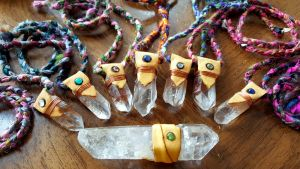 Crystal creations by andromeda