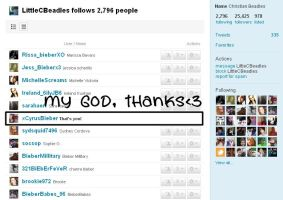 CHRISTIAN BEADLES FOLLOWS MEE. by TheTimeeOfOurLives