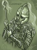 Eomer by Norloth
