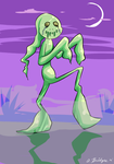 Ghostie Ghost by Peaceful-Asylum