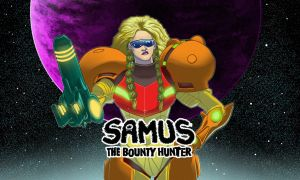 Samus the Bounty Hunter by jokoso