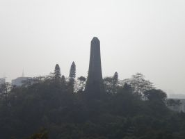 From the most famous park of Guangzhou 2 by Nah3sa