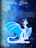 Dawns Zero Reference Sheet by jaiett