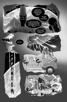 The Soul Issue 3 Preview Page 9 by WinstonWilliams
