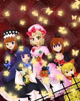 Umineko - Trick and Treat by Staris-Chan