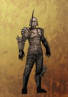man-armor by unded