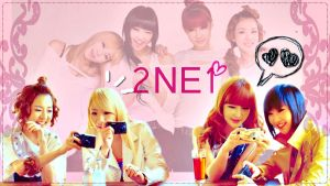 2NE1 by VaniBelieber4ever