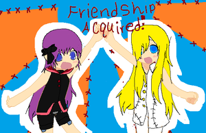 Friendship Acquired! by Koiizumis