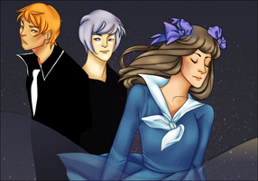 TRIBUTE: Fruits Basket by norree