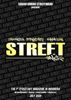 STREET magz logo by ALSQUAD
